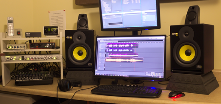 Voice Over Edit Suite