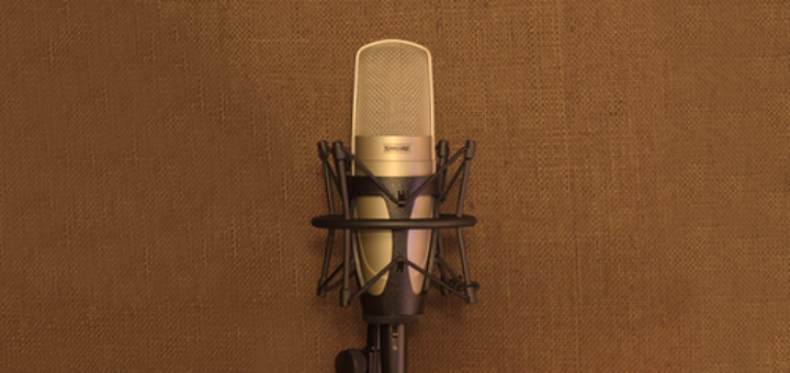 Shure KSM 32 microphone