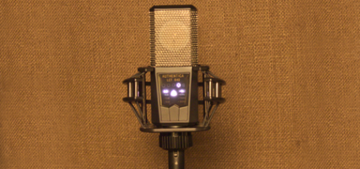 Levitt LCT 640 microphone