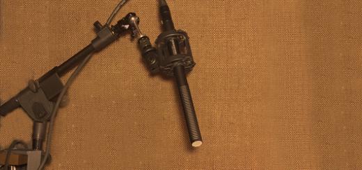 Sennheiser MKE600 shotgun sicrophone